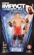 TNA Deluxe Impact 8 AJ Styles
