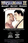 WM 3 poster
