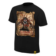 Finn Bálor Summon The Demon Youth Authentic T-Shirt