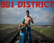 The 801 District