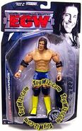 ECW Wrestling Action Figure Series 3 Stevie Richards