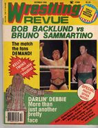 Wrestling Revue - October 1980