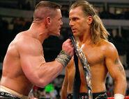 John Cena & Shawn Michaels