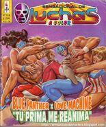 Sensacional de Luchas 378