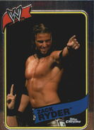 2008 WWE Heritage III Chrome Trading Cards Zack Ryder 18