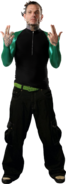 Jeff Hardy Full Body