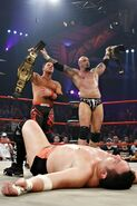 1st reign as tna world tag team champion tomko