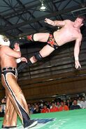 Slex in-ring action 1014029