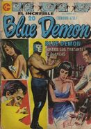 El Increìble Blue Demon 20