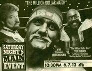 Saturday Night's Main Event XXIII Ad