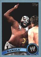 2011 WWE (Topps) Kamala 107