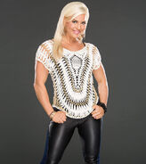 Dana Brooke Golden Blonde 2