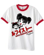 Lufisto Anime Best friends Shirt
