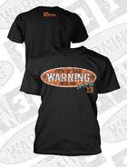Taz Warning T-Shirt