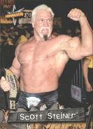 1999 WCW Embossed (Topps) Scott Steiner 57