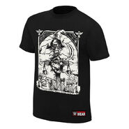 Bray Wyatt Illuminate Oblivion Youth Authentic T-Shirt