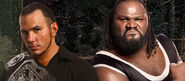 Matt Hardy v Mark Henry No Mercy 2008