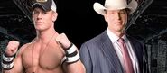 John Cena v JBL Judgment Day 2008