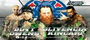 GFW Grand Slam Tour 2015 Day2 Tag Team Match (Dutt & Owens vs Olivencia & Kincaid)