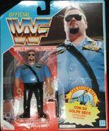 WWF Hasbro 1990 Big Bossman