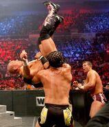 F4W - Hart Dynasty vs. The Usos & Tamina2