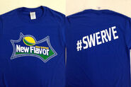 Shane Strickland New Flavor T-Shirt