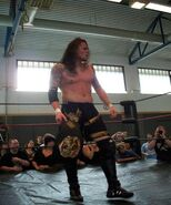 Tommy End - 13 - wXw Lightweight Champion