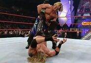 RAW 1-3-05 Jericho v Edge 001
