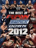The Best of Raw & SmackDown 2012 DVD