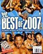 WWE Magazine January 2008 Issue