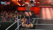 WWE SvR11-Jericho-Orton Turnbuckle4