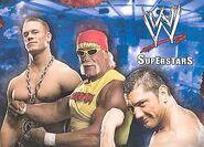 2007 WWE Wall Calendar