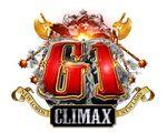 G1 Climax Logo