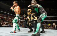 Yoshi-Tatsu-and-WWE-Goldust and Hurricane