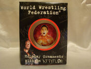 1998 WWF Ken Shamrock Ornament