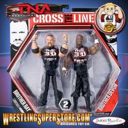 TNA CrossLine S2 DudleyBoys Web