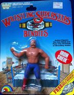 Iron Sheik (Laces) (WWF Wrestling Superstars Bendies)