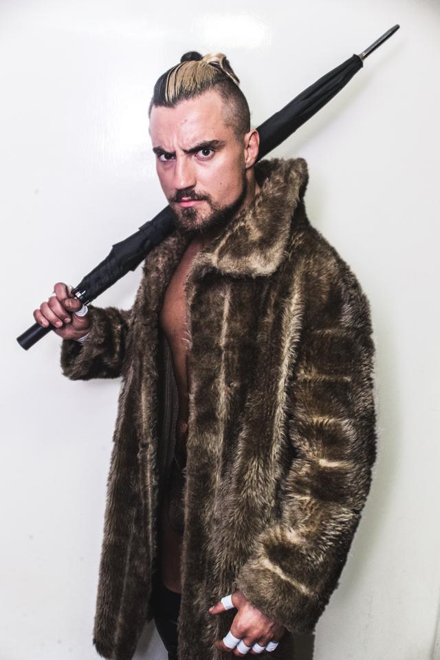 Marty scurll pro wrestling fandom powered by wikia