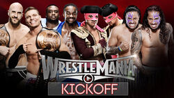 WrestleMania 31 Fatal Four Way Match