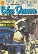 El Increìble Blue Demon 2