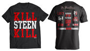 Kevin Steen Thanks Kill Steen Kill T-Shirt
