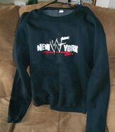 WWF New York Black Sweatshirt