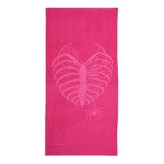 AJ Lee Till Your Last Breath Beach Towel