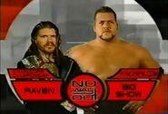 Raven vs Big Show
