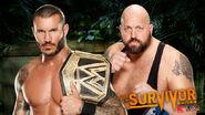 SS 2013 Orton v Show