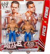 WWE Battle Packs 19 Epico & Primo