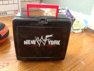 WWF New York Commemorative Lunchbox