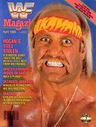 April 1988 - Vol. 7, No. 4