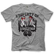 Property Of Demolition T-Shirt