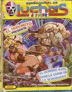 Sensacional de Luchas 232